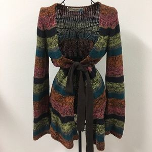 Anthropology Sparrow Sweater